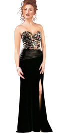 Buy Online Playfully Poised Autumn Gown