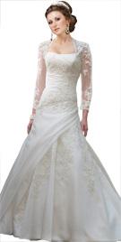 Elegantly Embellished Bridal Gown | Bridal Gowns