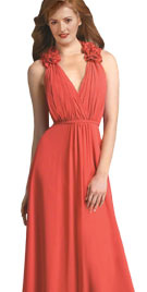 Back Gorgeous Evening Gown