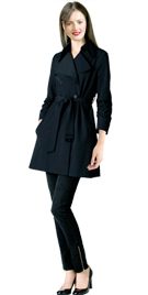 Double Breasted Office Coat | Womens Formal Pant Suit