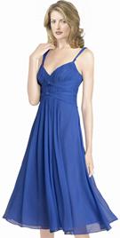 Fashionable Knee-length Homecoming Dress