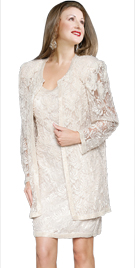 Exotic Mother Of The Bride Dress | Wedding Collection 2010