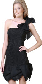 Exquisite One Shoulder Dress