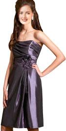 Stylish Strapless Memorial Day Dress