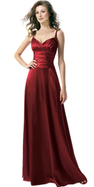 Thin Strapped Womens Day Dress | Wide Collection of Womens Day Dresses
