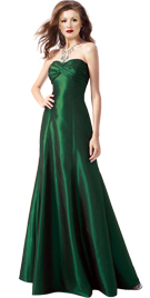 Flared Womens Day Gown | Women gowns
