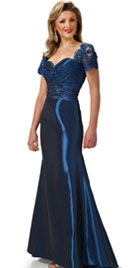 A Line New Year Evening Gown 2012