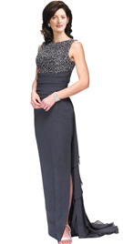 Sleeveless Prom Dress | Prom gowns