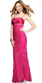Thin Strapped Prom Gown | Prom Dresses