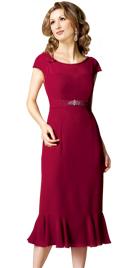 Cap Sleeved Spring Dress | Spring dresses