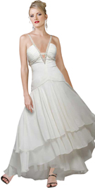 Looking for that perfect romantic dress for prom 2007?