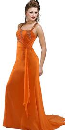 Glam Iconic Chiffon Prom Dress