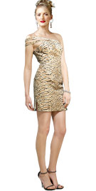 Sumptuously Sequined Summer Dress   Sun Dresses