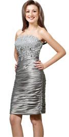 Strapless Sun Dress | 2010 Summer Fashion