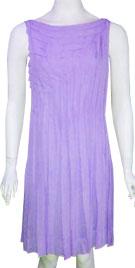 Simple Sleeveless Vintage Dress