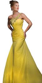 Dazzling Winter Gown 2012